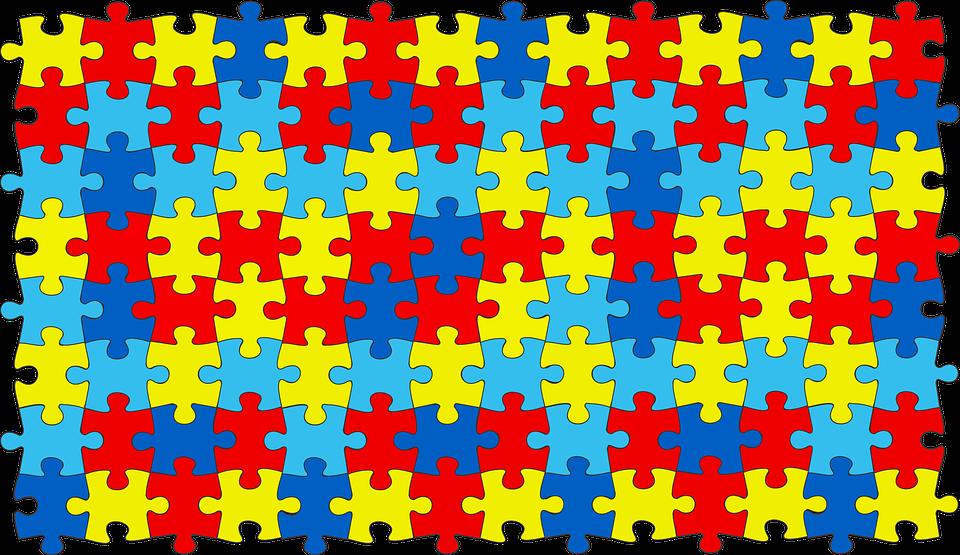 Autism Awareness - Outisme - Arms of Mercy NPC