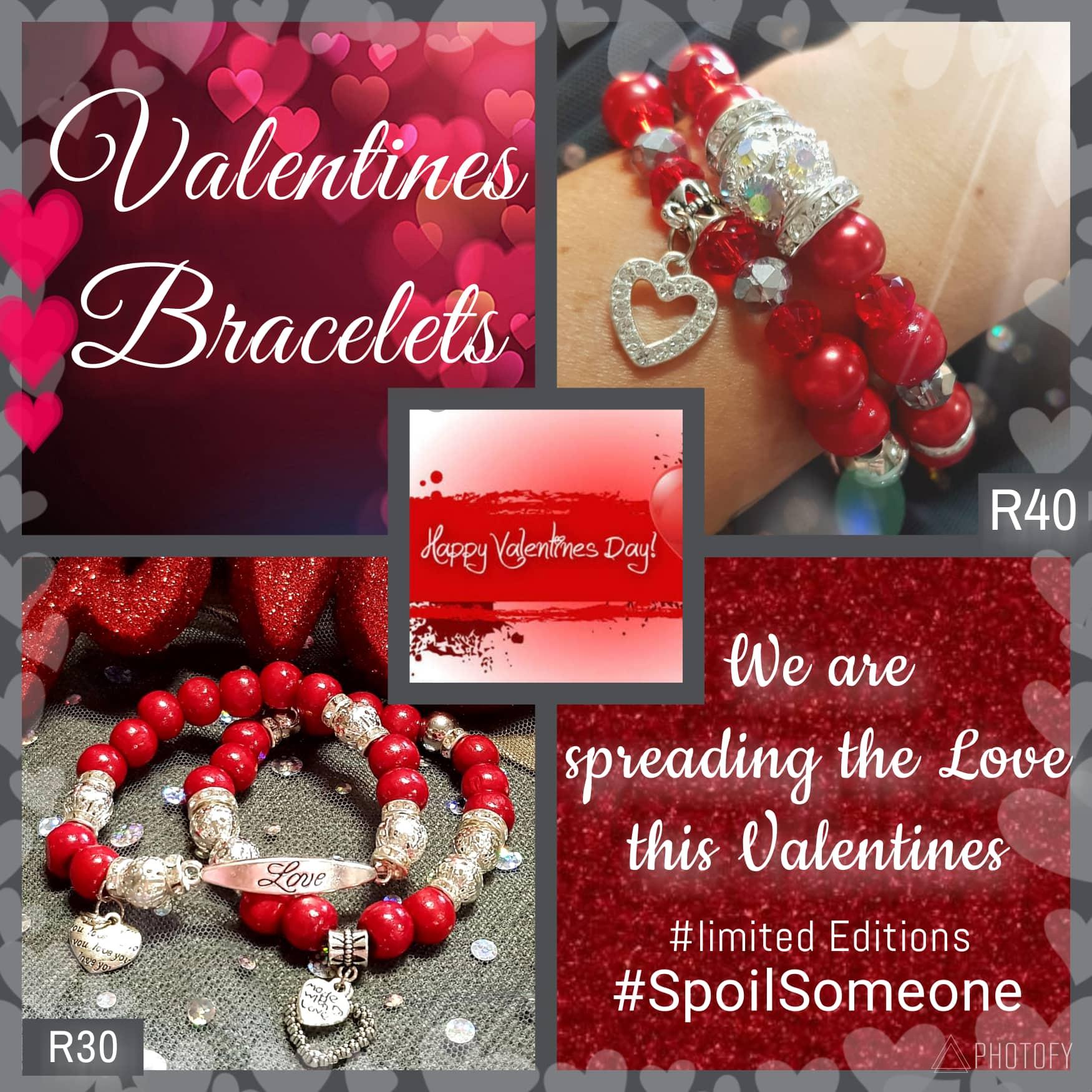 Valentine`s Bracelets © Arms of Mercy NPC