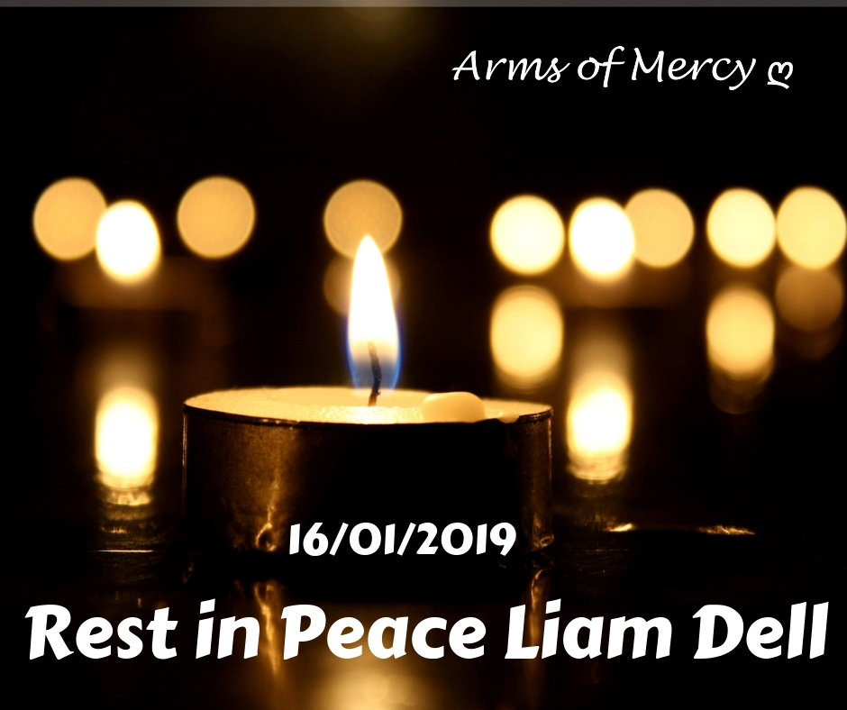 Rest in Peace Liam Dell - Arms of Mercy NPC
