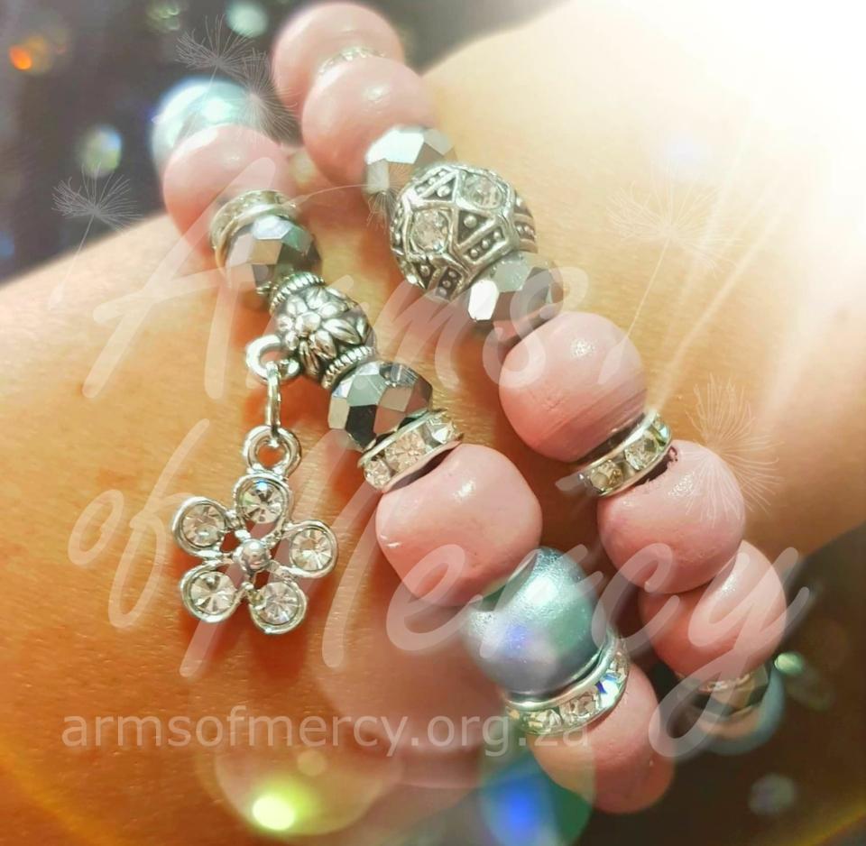 Limited Edition Endless Love Bracelets - Kyra Burger © Arms of Mercy NPC