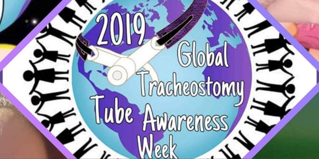 Tracheostomy Tube Awareness Week - Arms of Mercy NPC