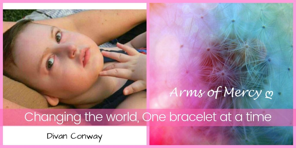 NEW – Little Soldier Bracelets for Divan Conway – Lissencephaly, Cerebral Palsy, Epilepsy