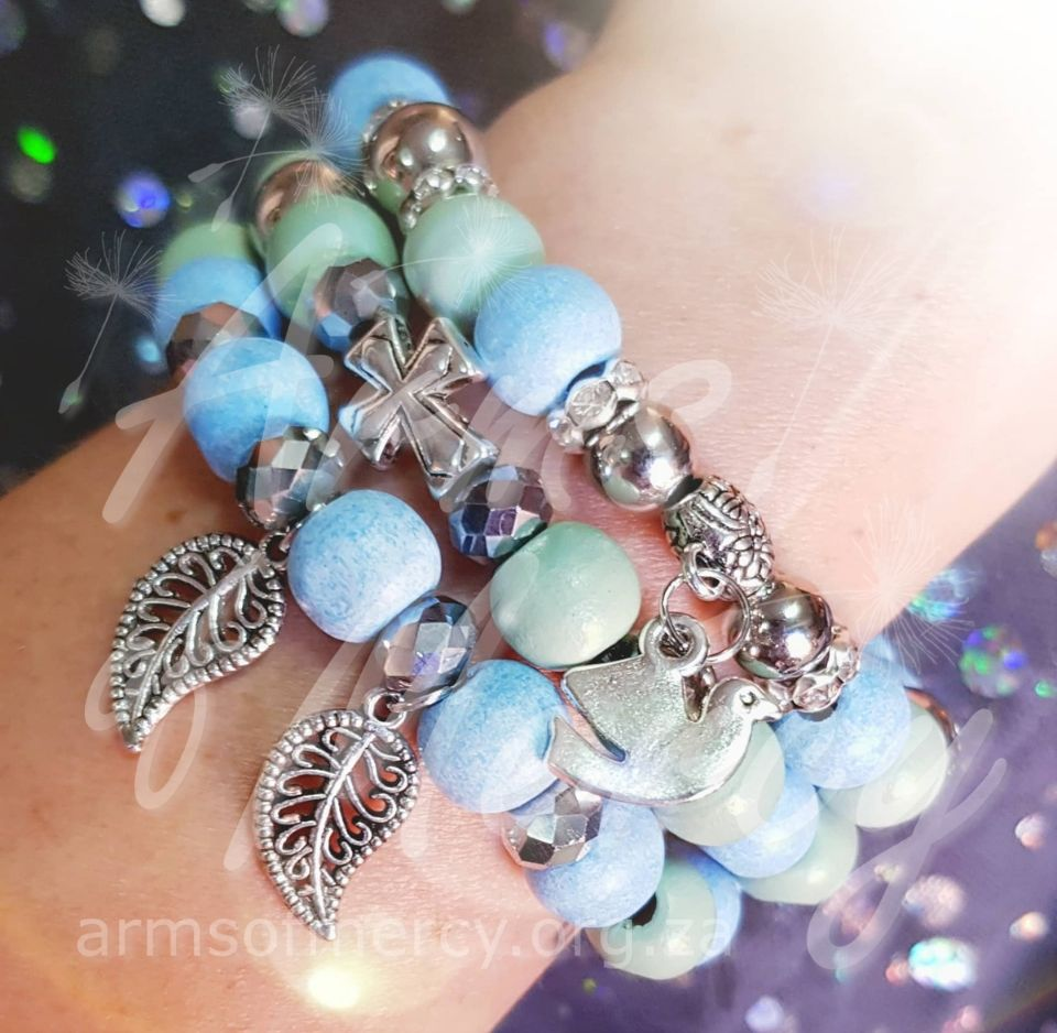 My Saviour Bracelets - Logan van Aswegen © Arms of Mercy NPC