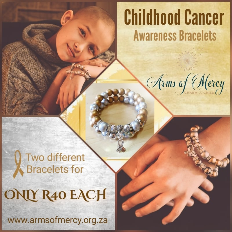 childhood cancer awareness month-armsofmercy.org.za