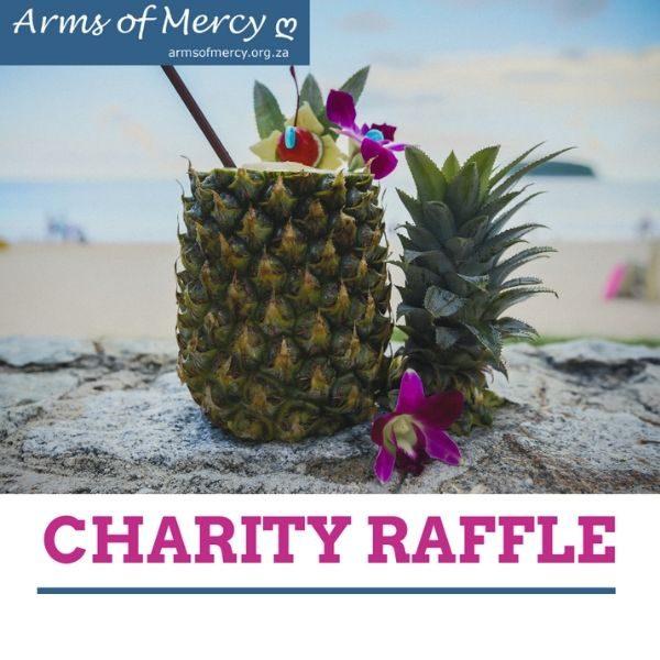 Charity Fundraiser Raffle - Arms of Mercy NPC