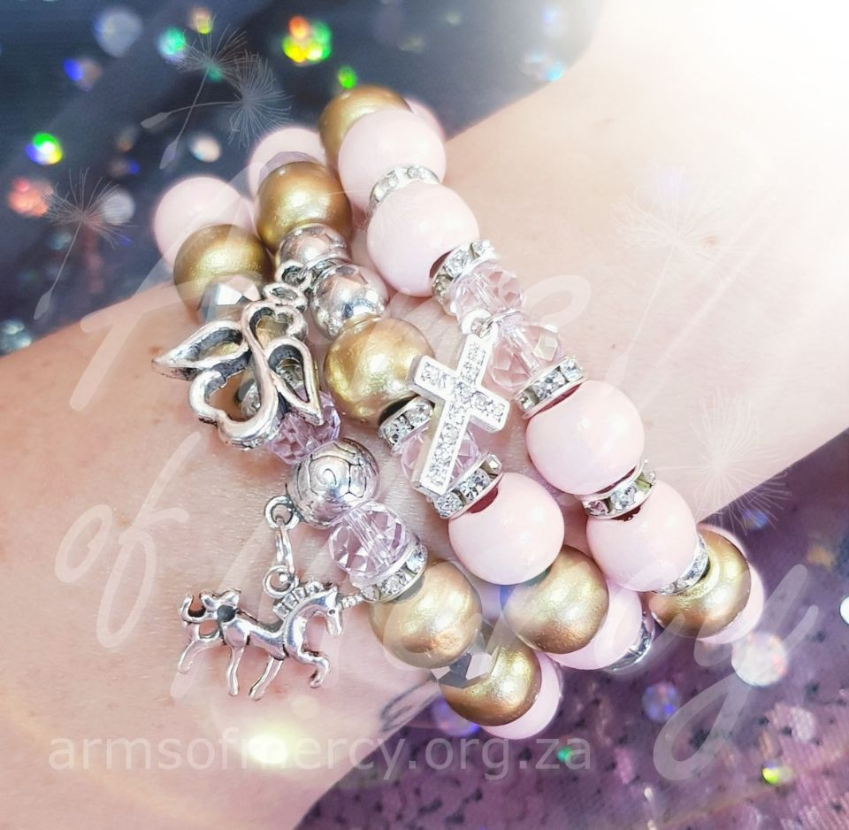 Fairytale Bracelets © Arms of Mercy NPC