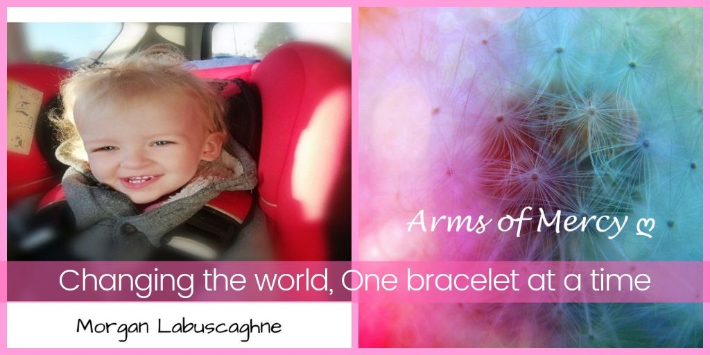 NEW – In God`s Hands Bracelets for Morgan Labuschagne – Acute Lymphoblastic Leukemia