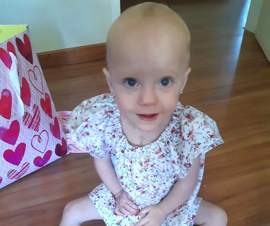 Fundraising for Aleah Lombard – Heart Defect