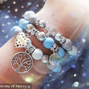 Amazing Grace Bracelets © Arms of Mercy NPC