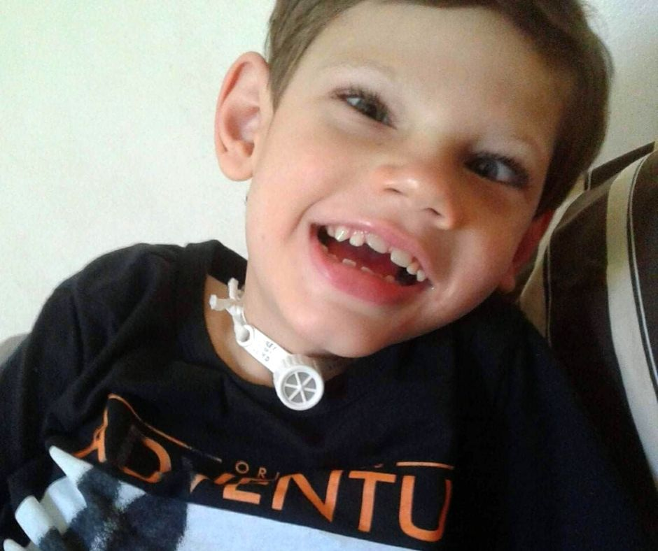 Fundraising for Antoni van Reenen – Brain damage, Cerebral Palsy, Epilepsy