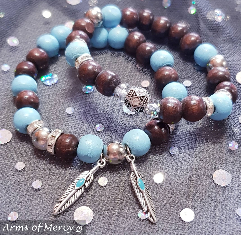 Autumn Bracelet Collection 1 © Arms of Mercy NPC
