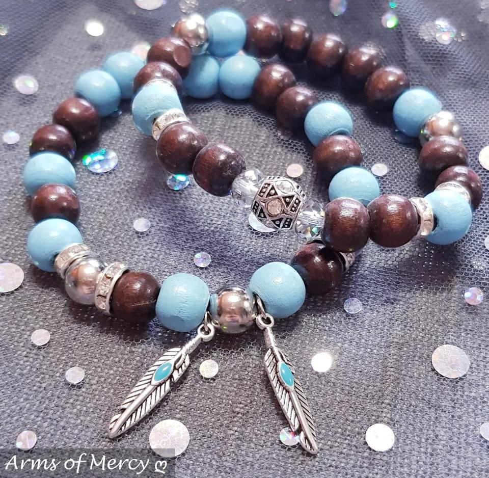 Autumn Bracelet Collection 1 © Arms of Mercy NPC