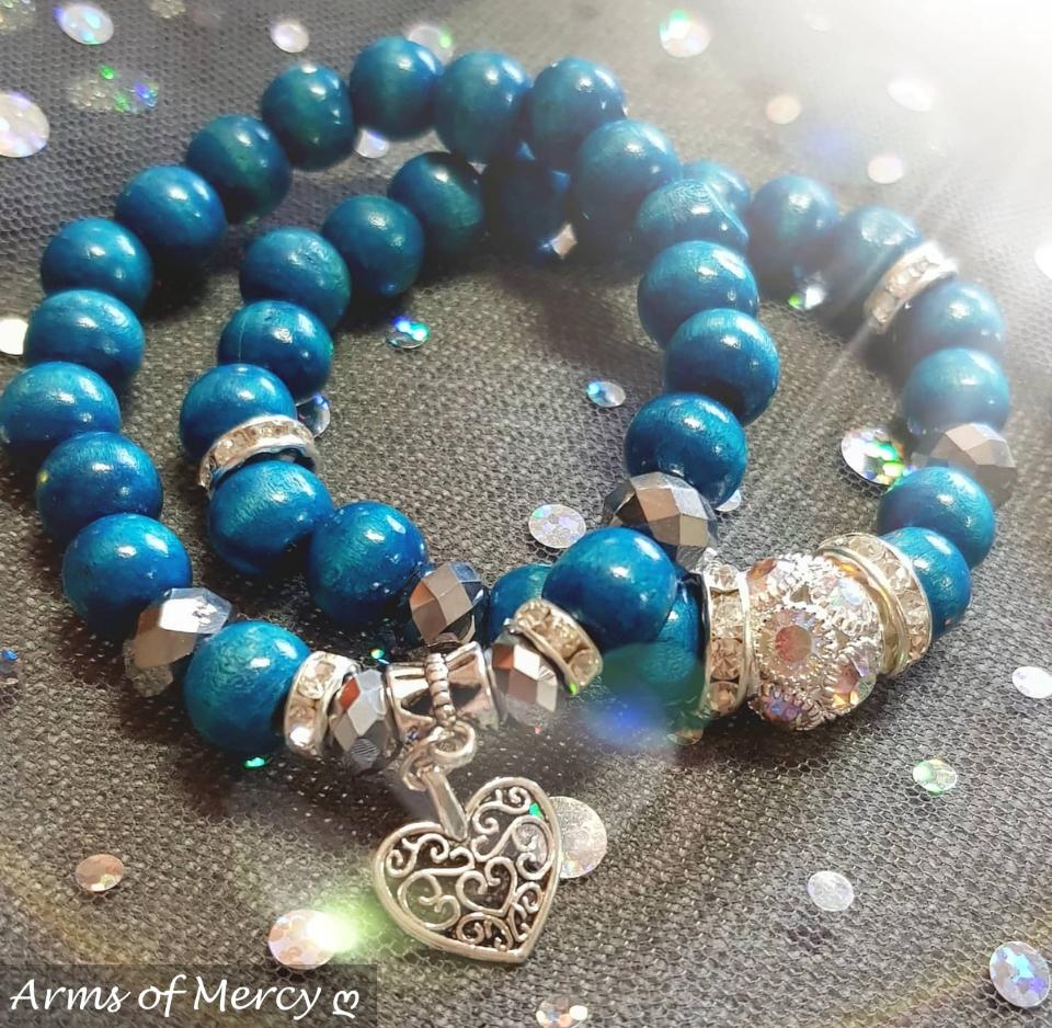 Autumn Bracelet Collection 2 © Arms of Mercy NPC