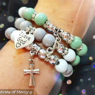 Blissful Bracelets © Arms of Mercy NPC