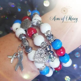 CHD Awareness Bracelets © Arms of Mercy NPC