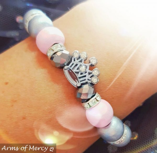Daughter of a King Bracelet © Arms of Mercy NPC