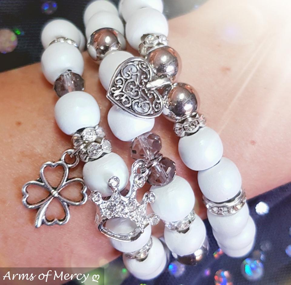 Divine Beauty Bracelets © Arms of Mercy NPC