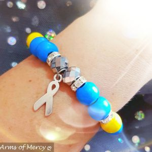 Down Syndrome Awareness Bracelets © Arms of Mercy NPC