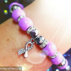 Epilepsy Awareness Bracelet © Arms of Mercy NPC