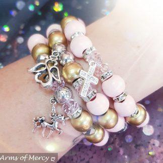 Fairytale Bracelets © Arms of Mercy NPC