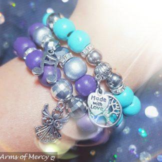 Fearless Bracelets © Arms of Mercy NPC