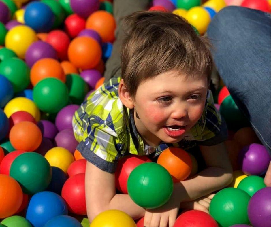 Fundraising for Hugo Moolman – Holoprosencephaly