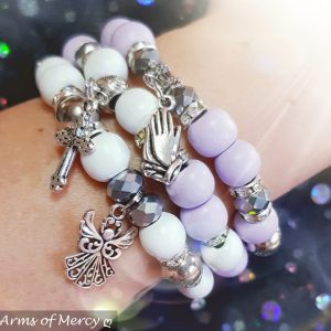 In God's Hands Bracelets © Arms of Mercy NPC