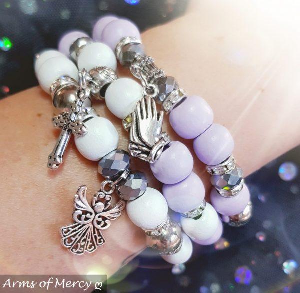 In God's Hands Bracelets © Arms of Mercy NPC