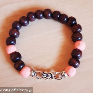 Infinity and Beyond Bracelets for Men © Arms of Mercy NPC