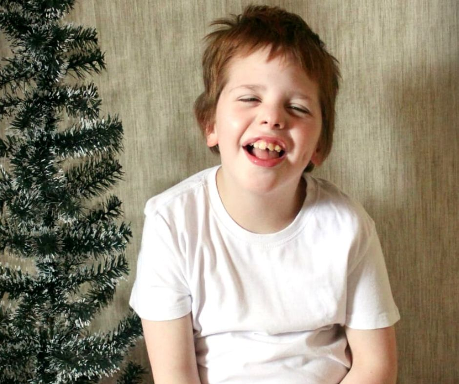 Fundraising for Joshua Goosen – Smith Lemli Opitz Syndrome
