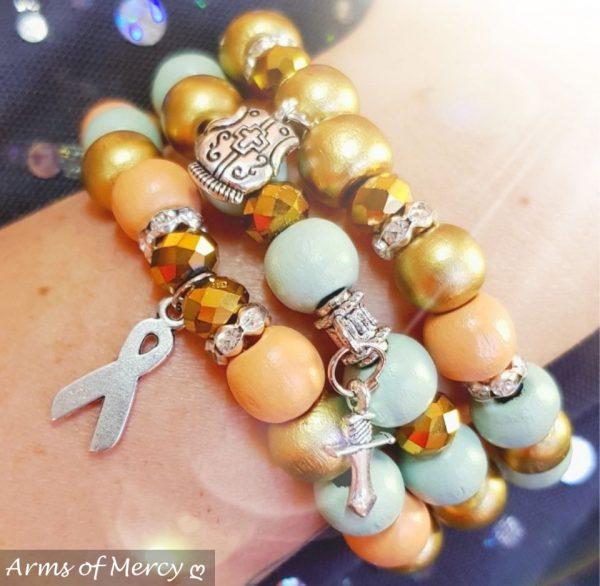Little Hero Bracelets © Arms of Mercy NPC