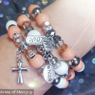 Little Soldier Bracelets © Arms of Mercy NPC