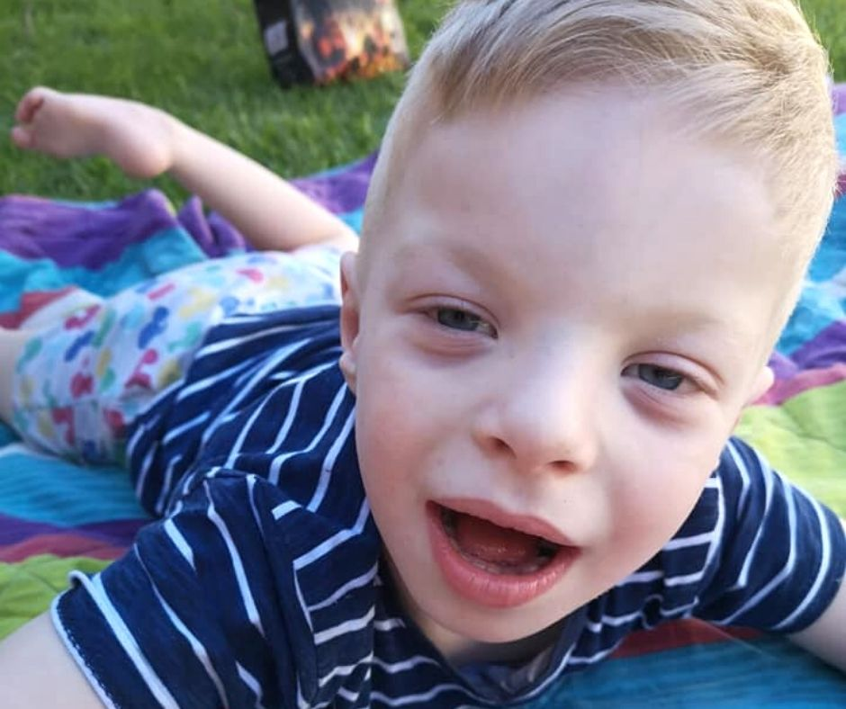 Fundraising for Lukas Etsebeth – Undiagnosed