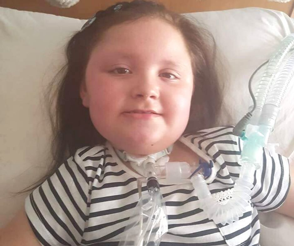 Fundraising for Mea Lily Meyer – Meningitis
