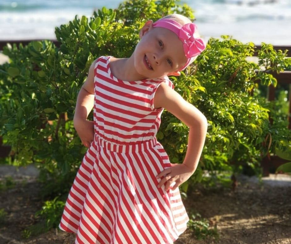 Fundraising for Mihla Engelbrecht – Cerebral Neuroblastoma Cancer