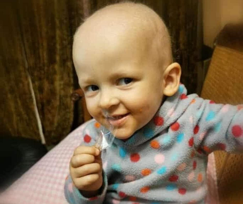 Fundraising for Morgan Labuschagne – Acute Lymphoblastic Leukemia