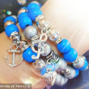 Musical Motivation Bracelets © Arms of Mercy NPC