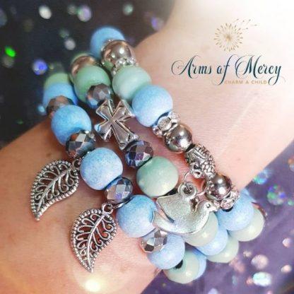 My Saviour Bracelets © Arms of Mercy NPC