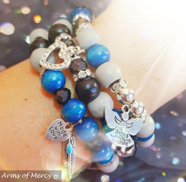 One Love Bracelets © Arms of Mercy NPC