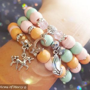 Power of Prayer Bracelets © Arms of Mercy NPC