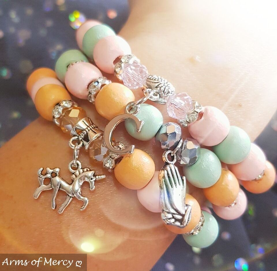 Power of Prayer Bracelets © Arms of Mercy NPC
