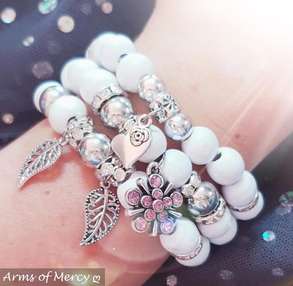 Pure Inspiration Bracelets © Arms of Mercy NPC