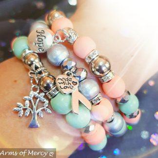 SMA Awareness Bracelets © Arms of Mercy NPC