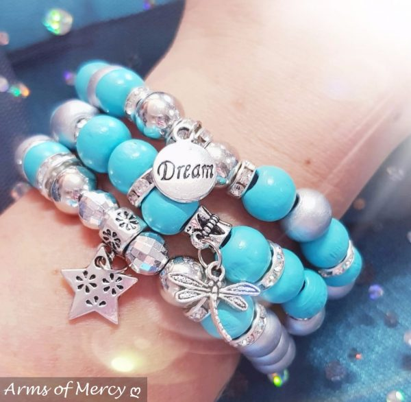 Shine Bright Bracelets © Arms of Mercy NPC