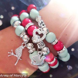 Sparkle Miracle Bracelets © Arms of Mercy NPC