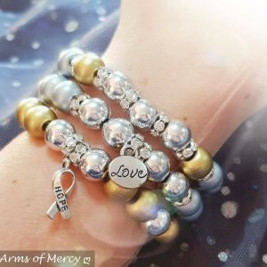 Sparkling Bracelets © Arms of Mercy NPC