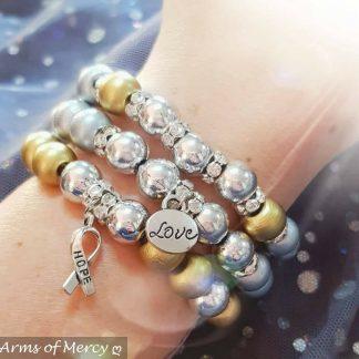 Sparkling Bracelets © Arms of Mercy NPC