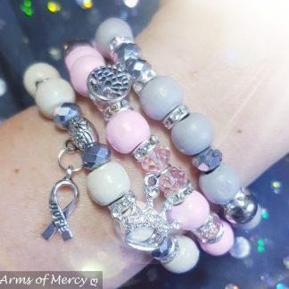 Warrior Princess Bracelets © Arms of Mercy NPC