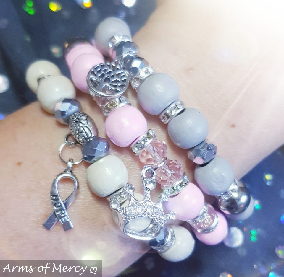 Warrior Princess Bracelets © Arms of Mercy NPC