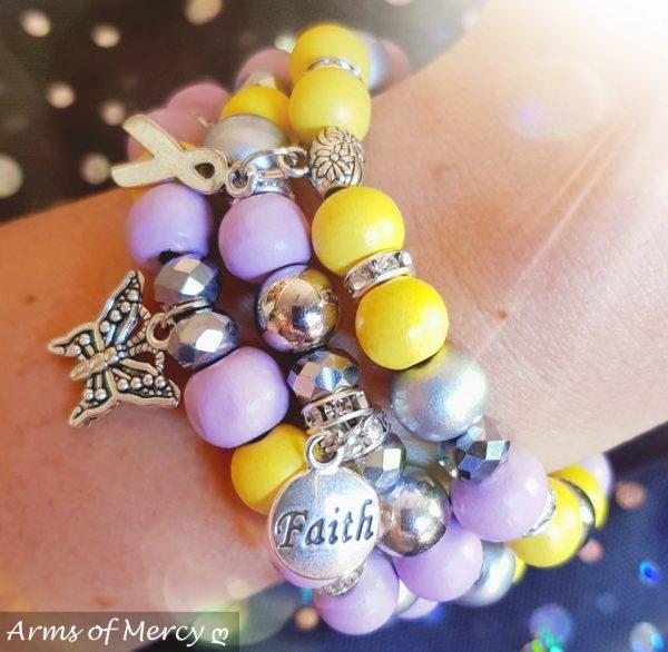 You are my Sunshine Bracelets © Arms of Mercy NPC